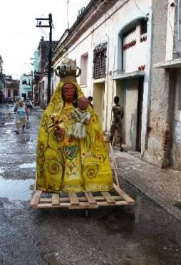 La Virgen de la Caridad permanece confiscada en la provincia avileña